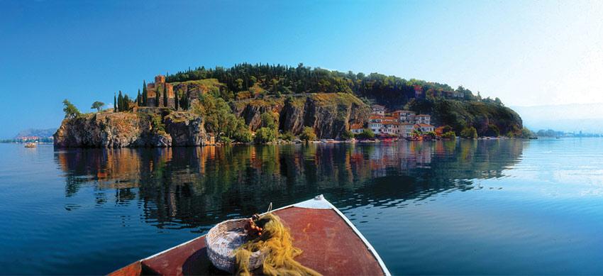 Ohrid Food and Travel