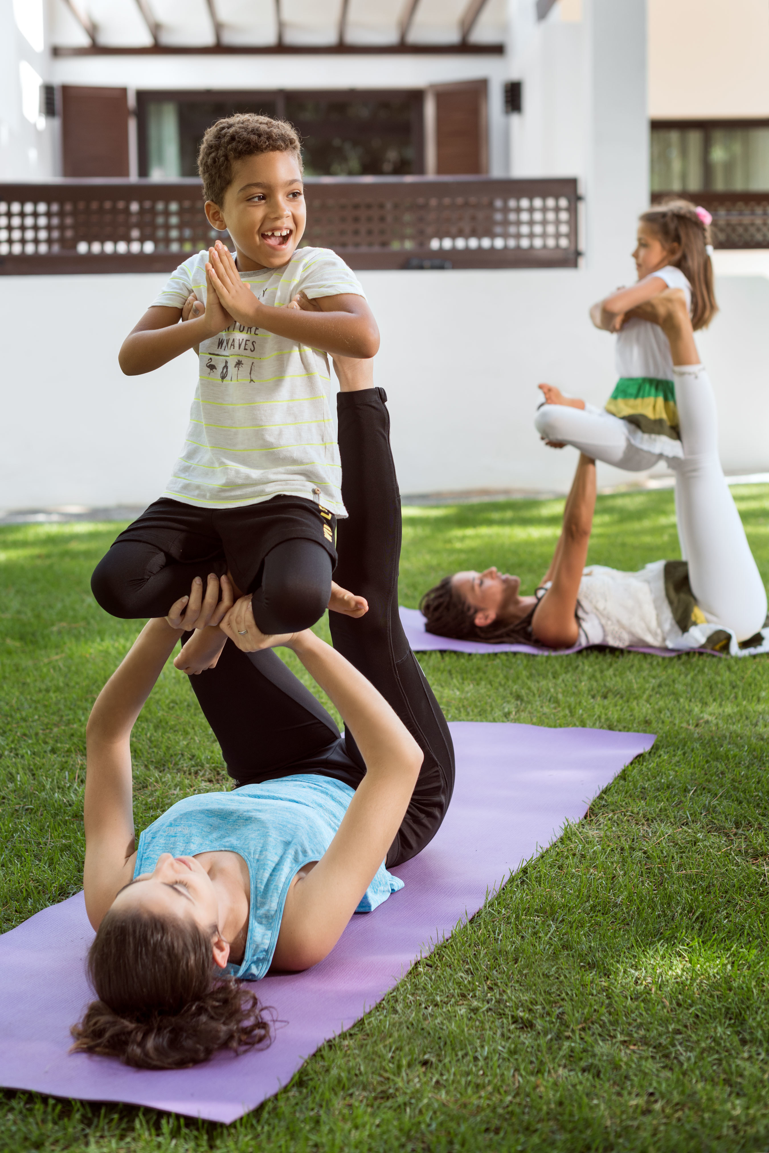Pcga Family Yoga Small