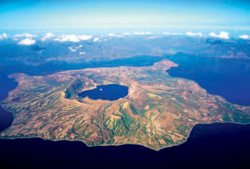 Taal  Volcano Courtesy  Bamboo  Travel