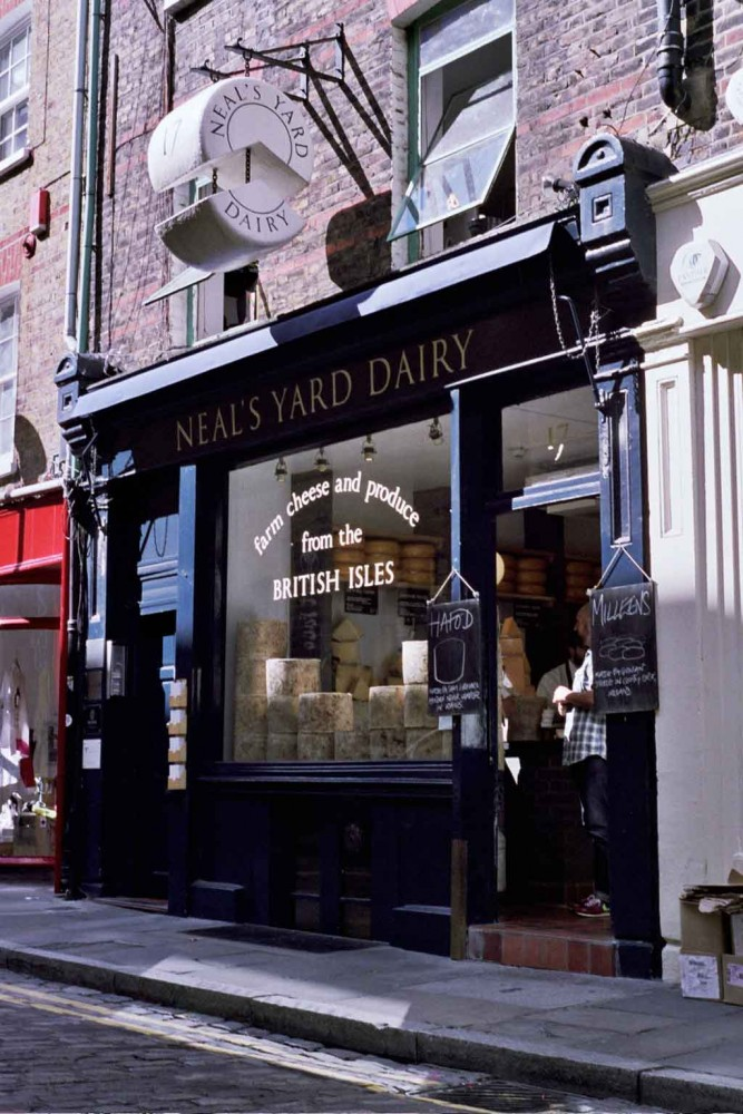 Specialist Retailer of the Year<br /> Neal's Yard Dairy (London)