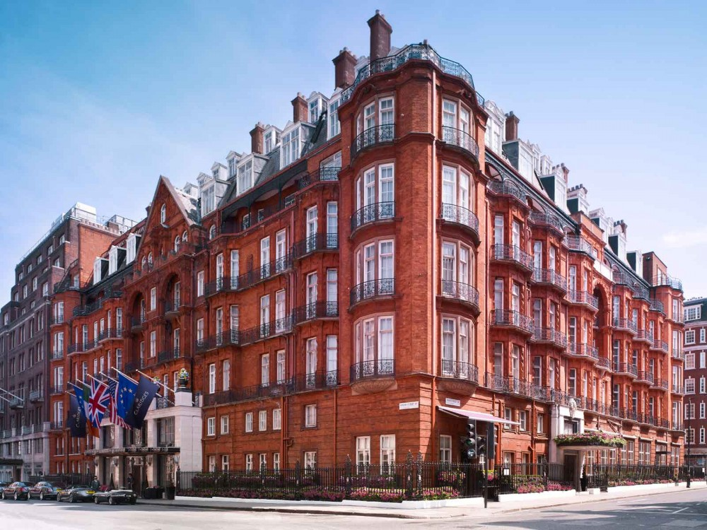 City Hotel of the Year<br /> Claridge's (London)