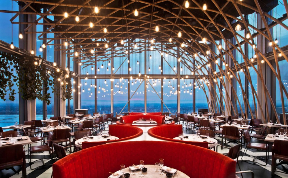 Bar of the Year<br /> Sushisamba (London)