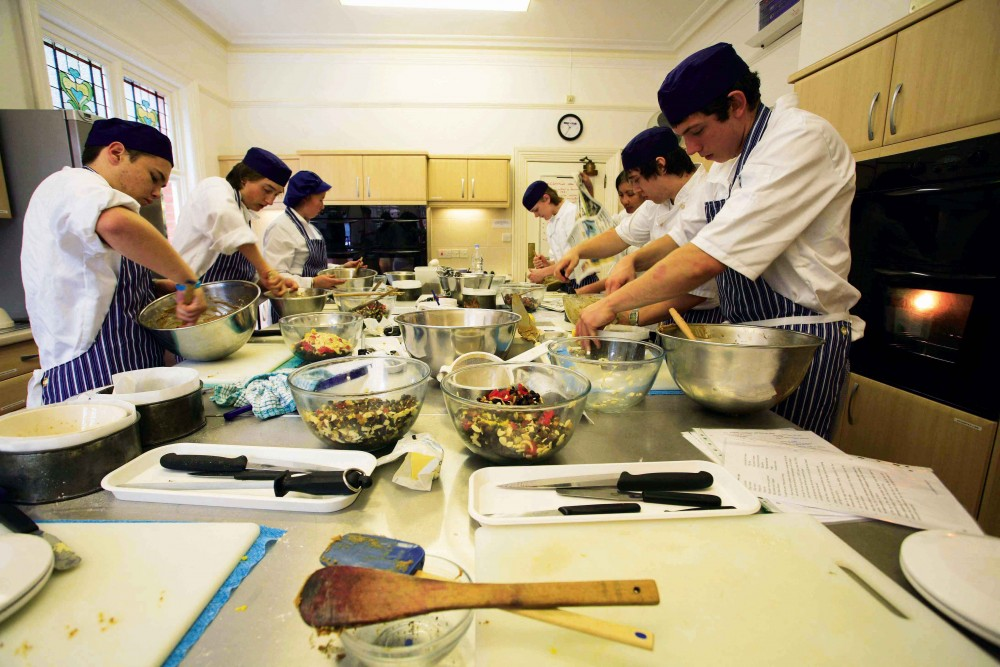 Cookery School of the Year<br /> Tante Marie (Woking)