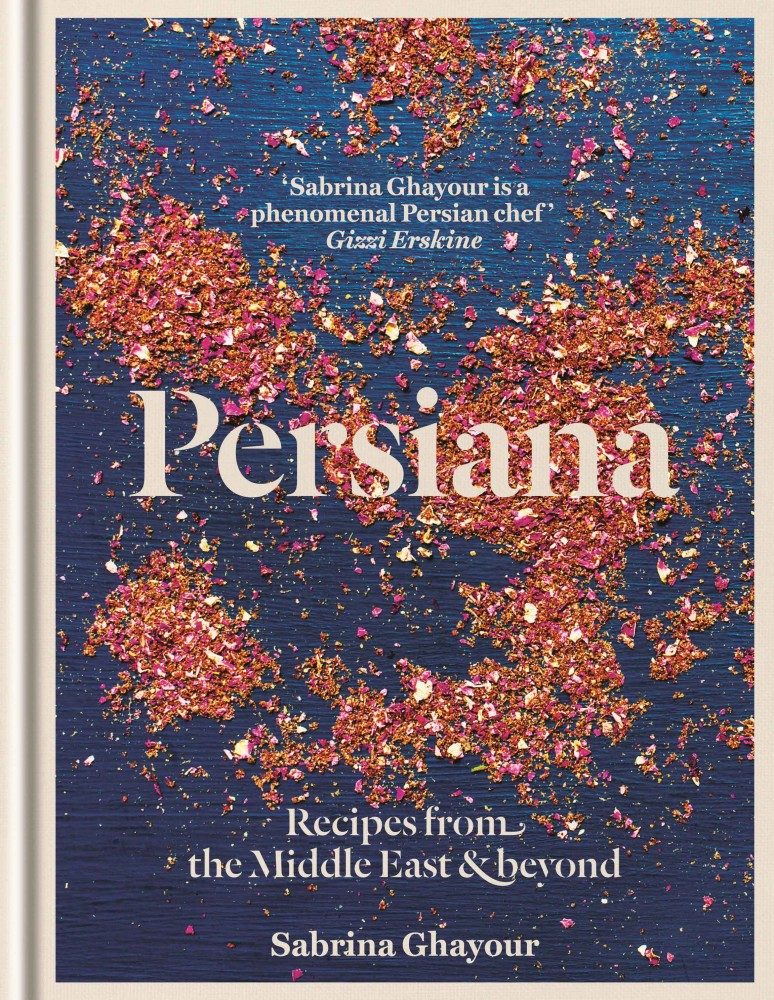 Book of the Year<br /> Persiana by Sabrina Ghayour