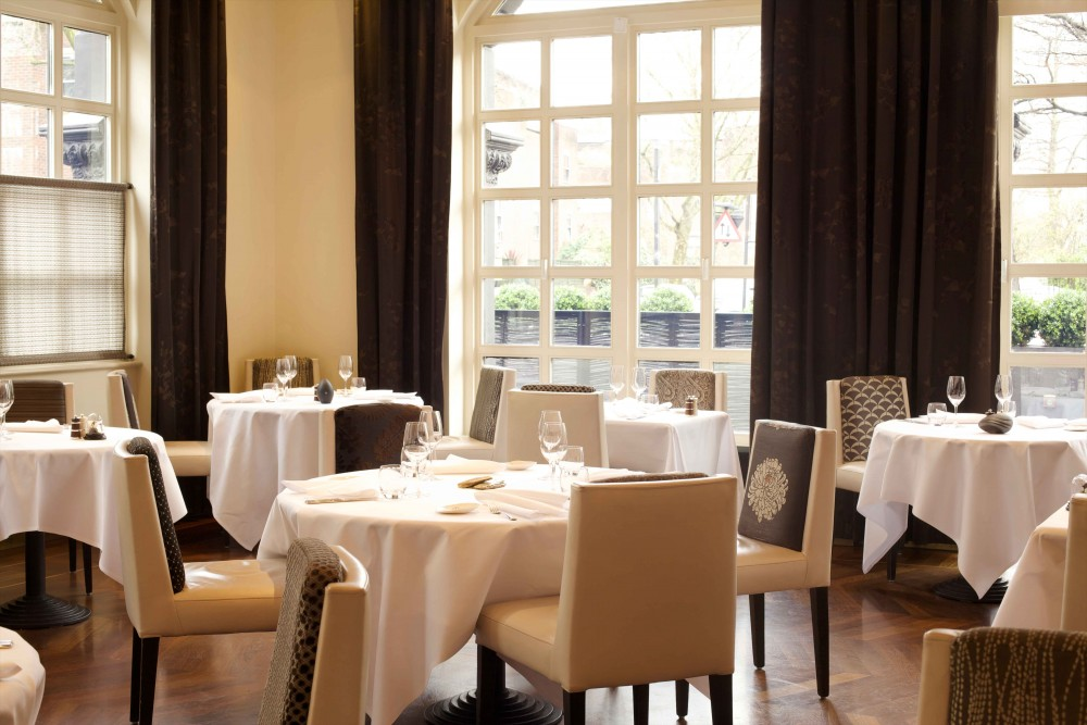 London Restaurant of the Year <br /> The Ledbury