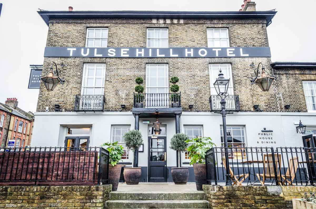 Gourmet Bolthole Hotel of the Year<br /> Tulse Hill Hotel (London)