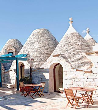 Win a slow food tour of Puglia for two with Back-Roads touring worth £3,390