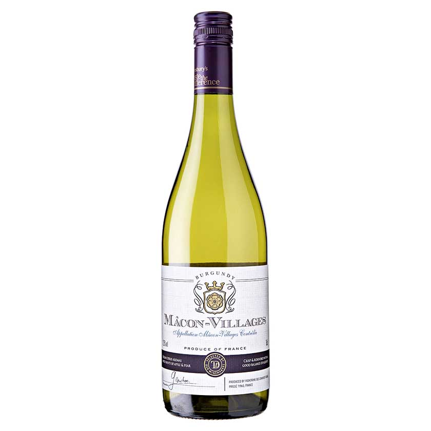 Taste The Difference Macon-Villages 2015, £8