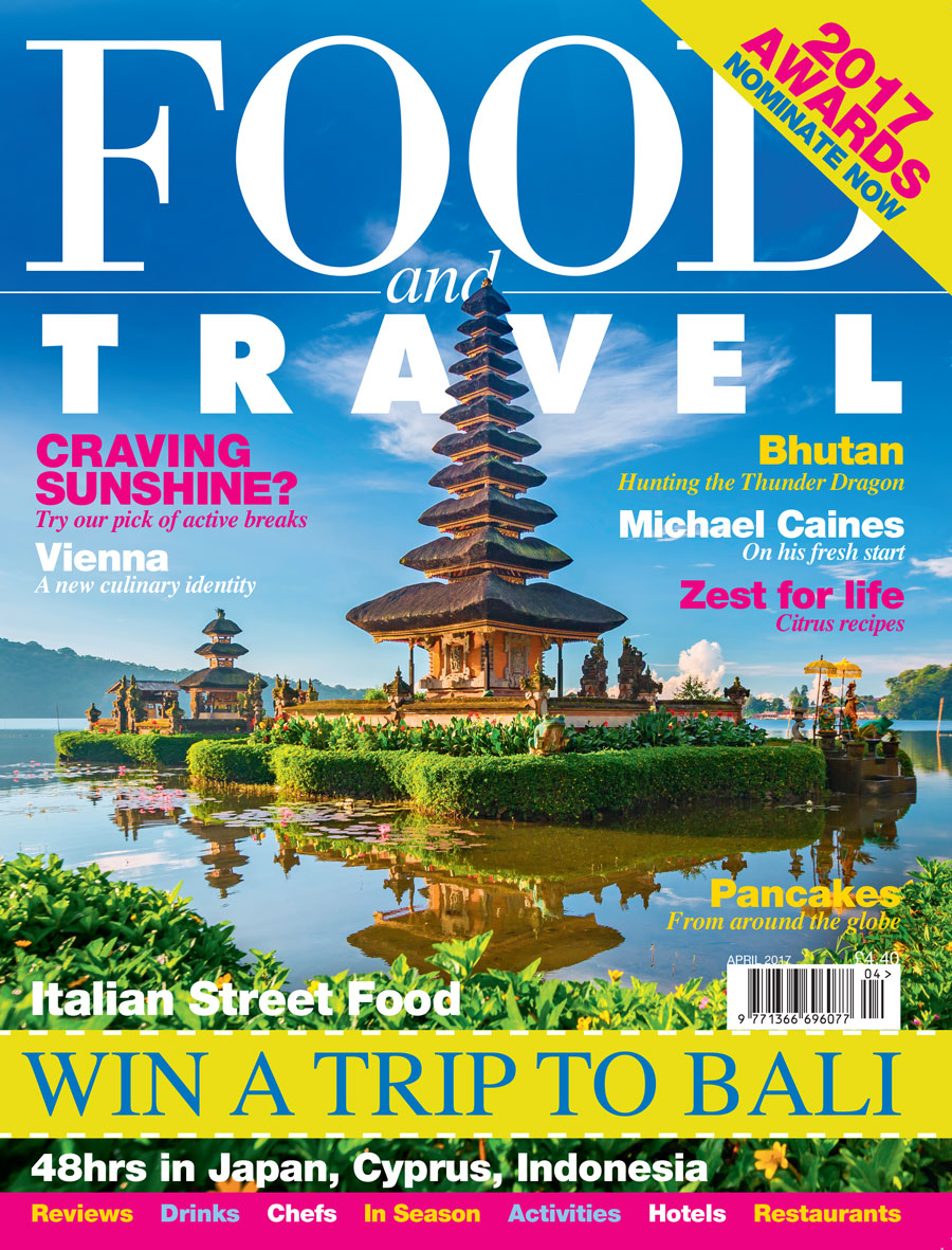 food and travel magazine uk