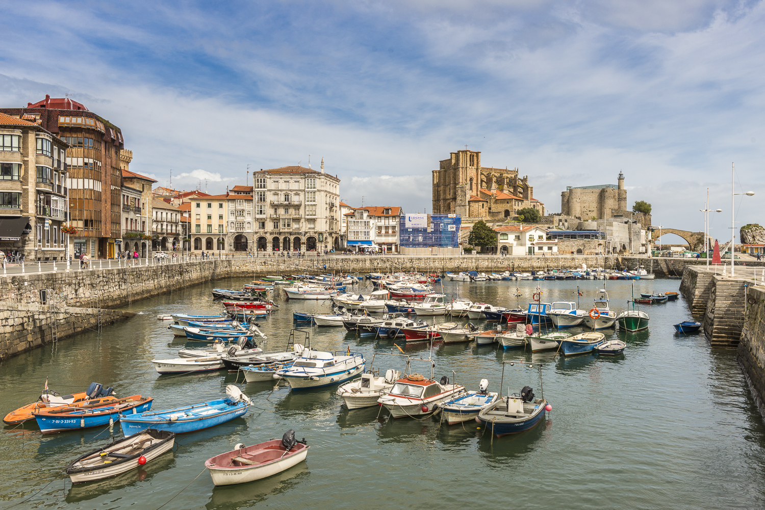 Castro Urdiales Gen Views 7225