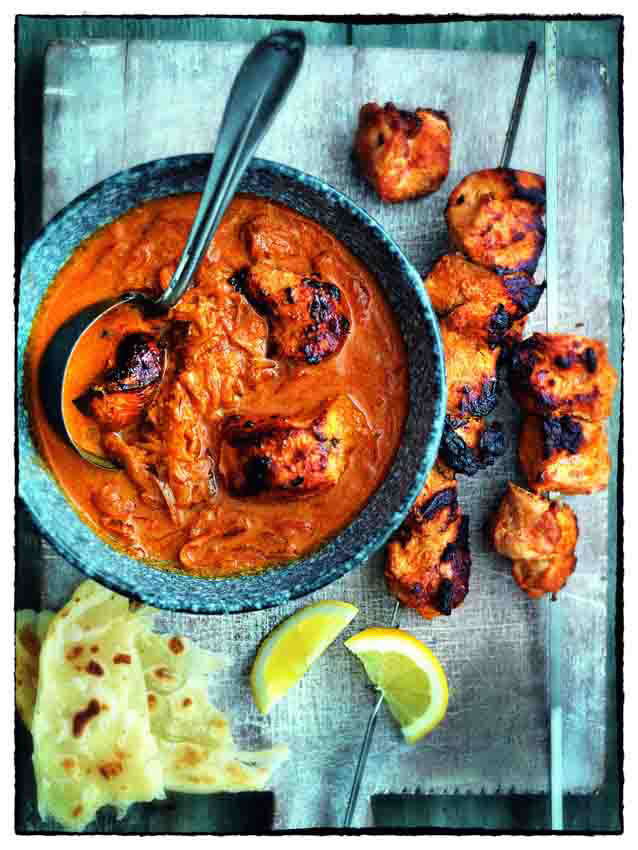 Madhurs chicken tikka masala food and travel recipes and photographs taken from curry nation by madhur jaffrey photography by jean cazals ebury press 20 to buy the book at a special price forumfinder Gallery