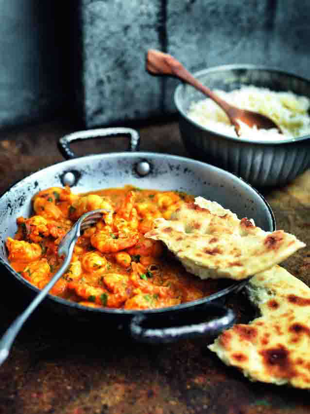 Hot punjabi king prawn curry food and travel for Amani classic punjabi indian cuisine
