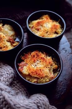 Jerusalem artichoke gratin recipe