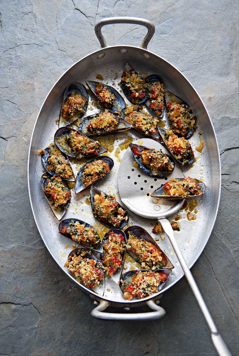 Mussels 4289