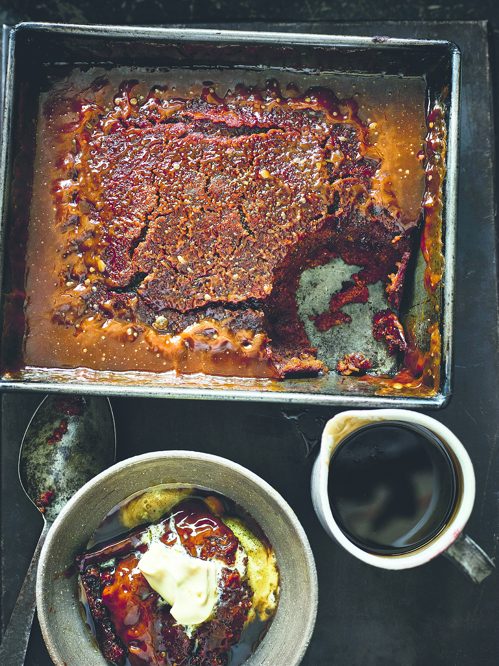 Rootleaf Spicedcarrotfigpudding
