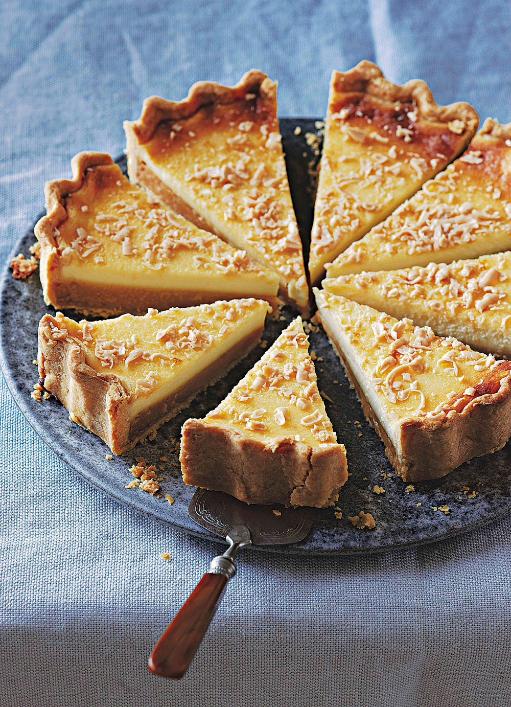 recipe: caramel tart recipe condensed milk [34]