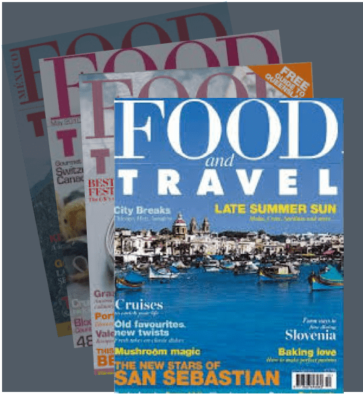 Food & Travel Editions Graphic