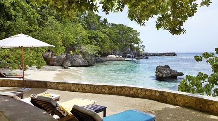 GE Fleming Villa Private Beach 4829