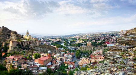 Gnta Tbilisi By Day