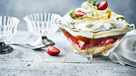 Made In London Pimms Trifle