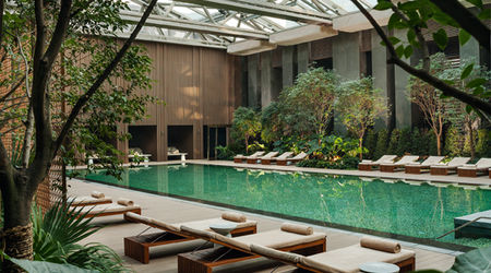 Rosewood Beijing Swimming Pool