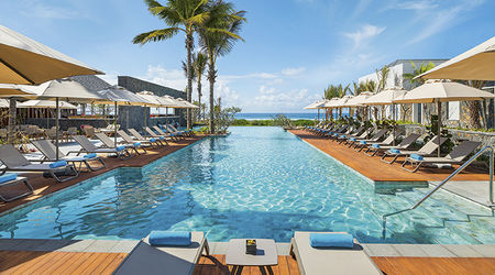 Anantara Iko Mauritius Resort Swimming Pool
