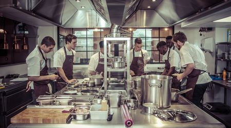 The Woodford  Kitchen